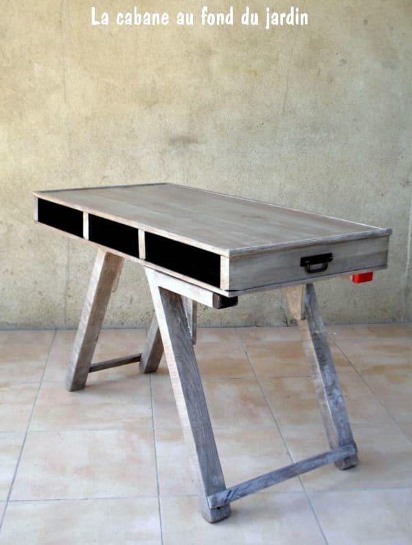 Table Basse Et Haute 2by1 En Bois De Palettes / Modular Pallet Coffee Table Do-It-Yourself Ideas