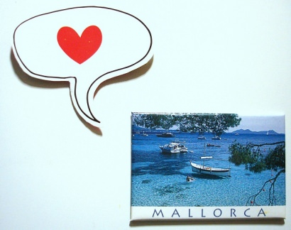 Imanes Hechos Con Recortes Bonitos / Magnets Made With Upcycled Paper Cuts