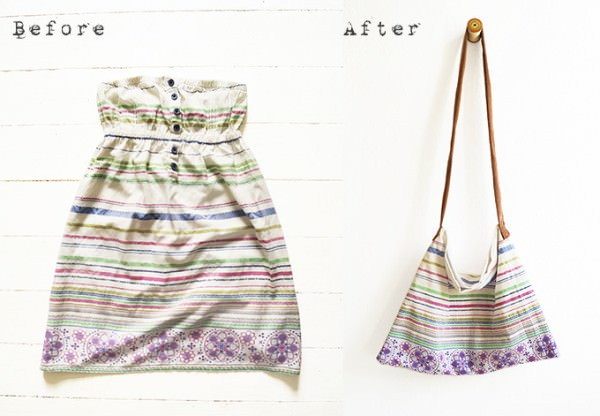 Old & Unused Dress To Bag Clothing