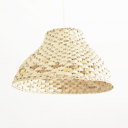 The Rattan Lamp