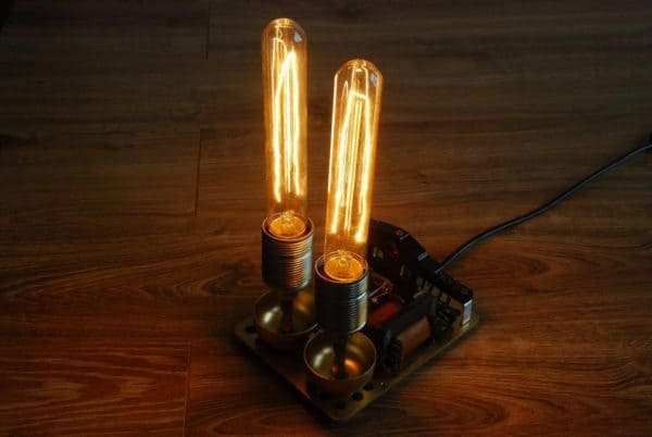 Phone Lamp Lamps & Lights Recycled Electronic Waste