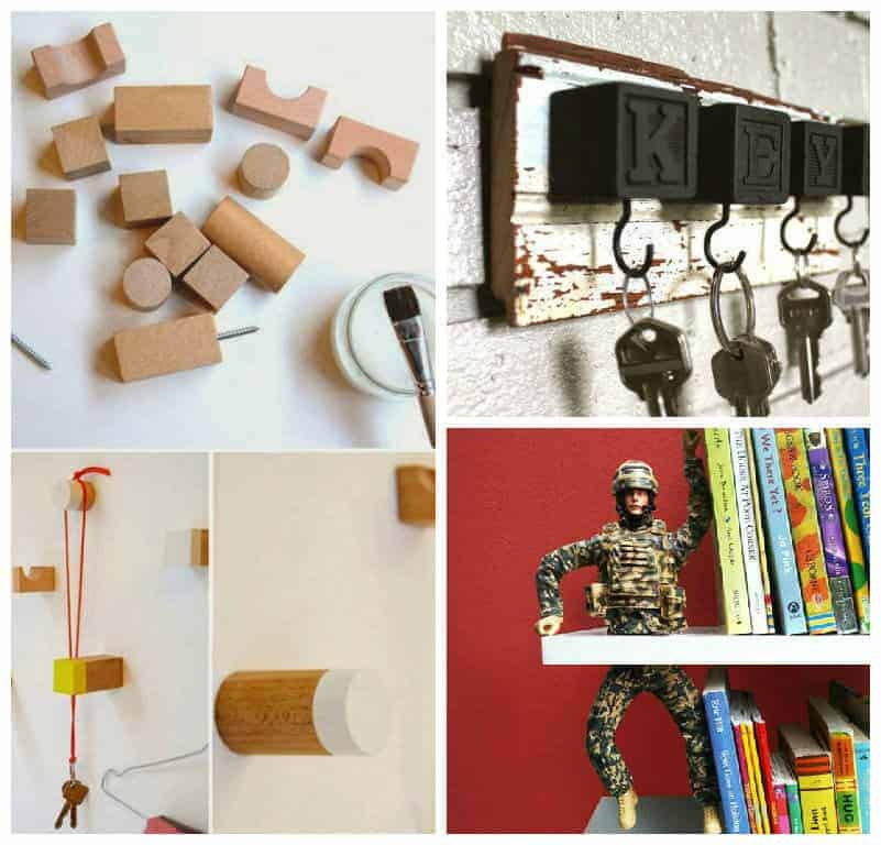 Creative Ways Of Reusing Old Toys Into Your Interior