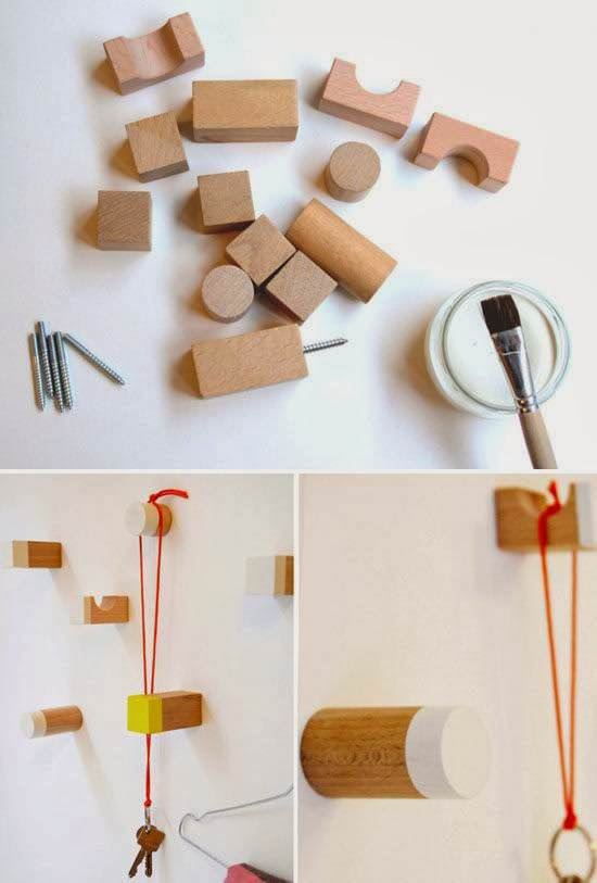 Creative Ways of Reusing Old Toys Into Your Interior Design Do-It-Yourself Ideas