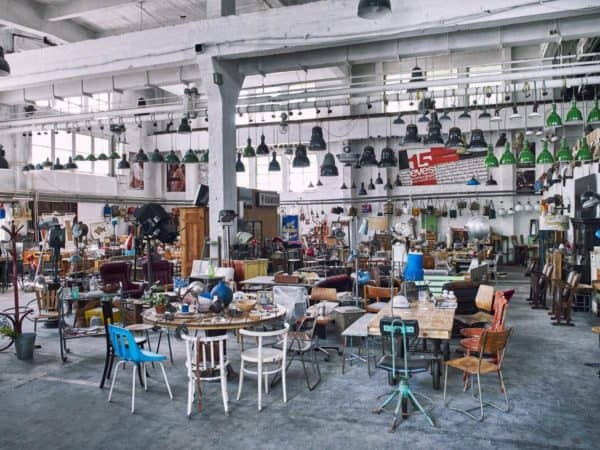 Artkraft Gallery Tour: a Paradise for Vintage Industrial and Agricultural Furniture from the 20th Century Home Improvement