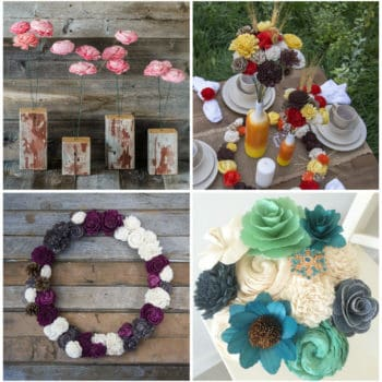 Upcycled Flowers
