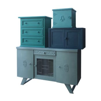Cabinet From Old Cabinets
