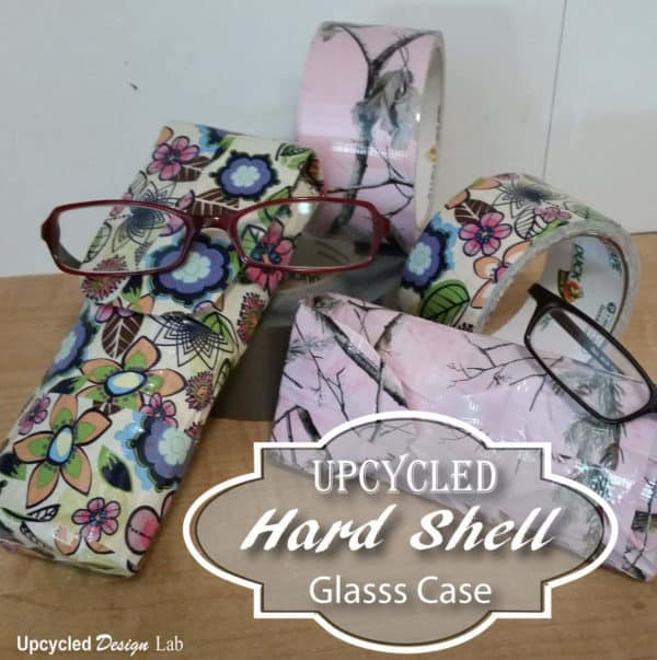 Diy: Hard Shell Glasses Case From Upcycled Tin Cans Accessories Do-It-Yourself Ideas