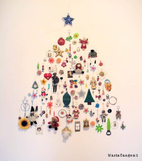 Christmas Trees From Upcycled Toys Do-It-Yourself Ideas