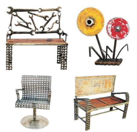 Recycled Salvaged Design