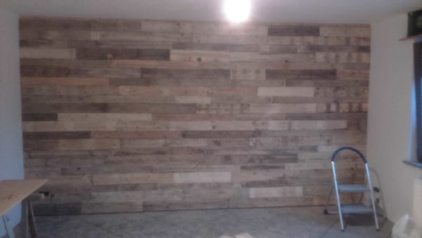Wall Decoration Made From Recycled Pallets Recycled Pallets