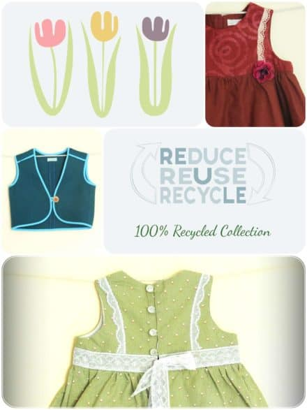 Recycled Children's Clothes