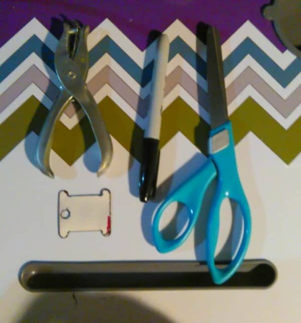 Diy:  Embroidery Floss Plastic Card Template Accessories Recycled Plastic