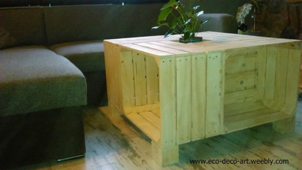 Furniture From Pallets In Poland Recycled Pallets