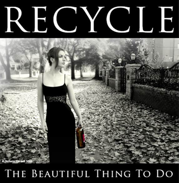 Recycle: The Sexy Thing To Do Interactive, Happening & Street Art