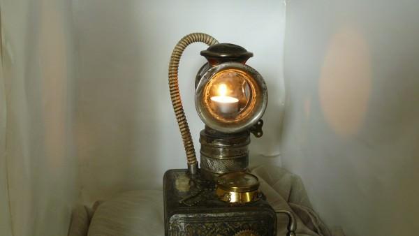 Steampunk Lamp Lamps & Lights
