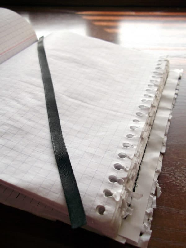 Renotes #2: Paper Waste Into Notebooks Recycling Paper & Books