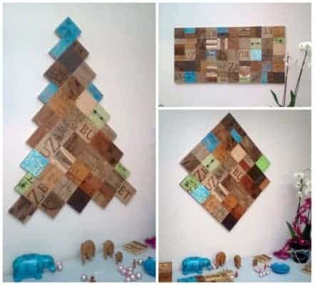 Unlimited Creative Decor Using 4X4 Magnetic Reclaimed Wood