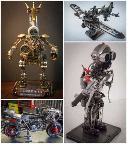 Mechanical Art
