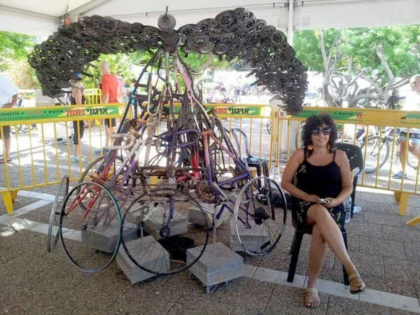 Recycled Art Interview #10: Nirit Levav Interviews
