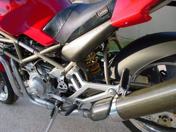 Ducati Parts Into Coat Rack Accessories Upcycled Bicycle Parts