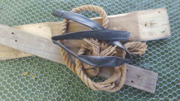 Easy DIY Harvesting Basket Accessories