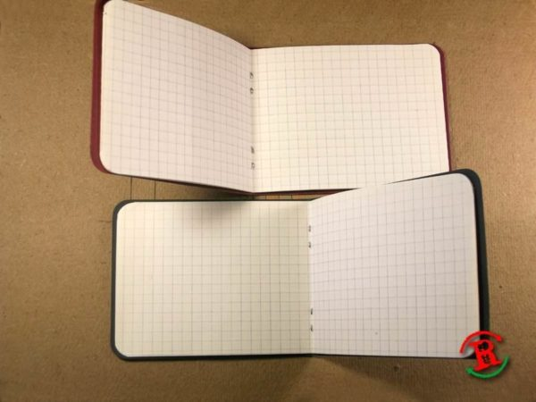 Renotes #11: Notebooks from Beer Coasters Recycling Paper & Books