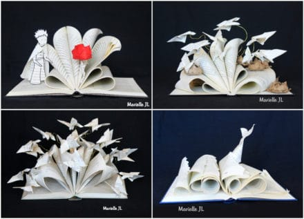 Altered Books Art
