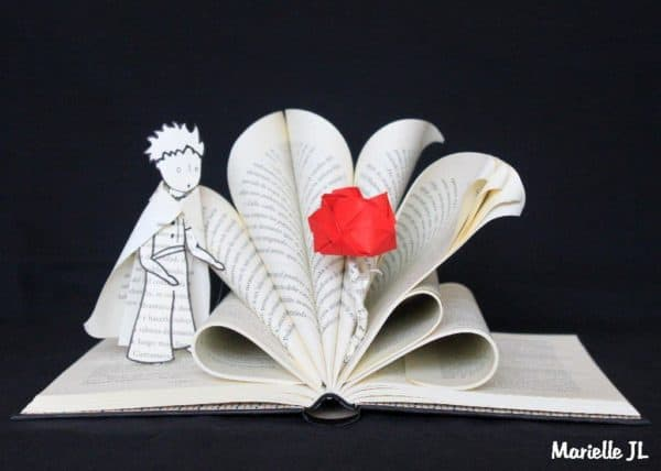 Altered Books Art Recycled Art Recycling Paper & Books