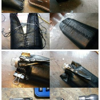 Making Flasks From Used Glass Bottles (How To)