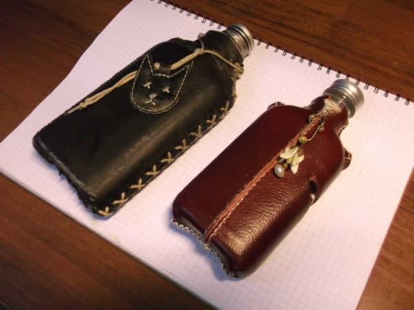 More About Flasks From Used Glass Bottles Accessories