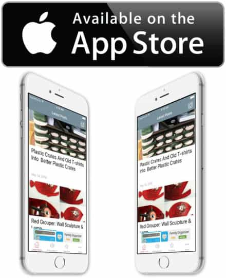 Recyclart Ios Iphone/Ipad App Is Available