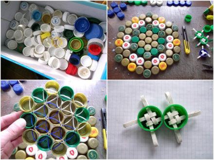 The Bottlecap Experiment #1
