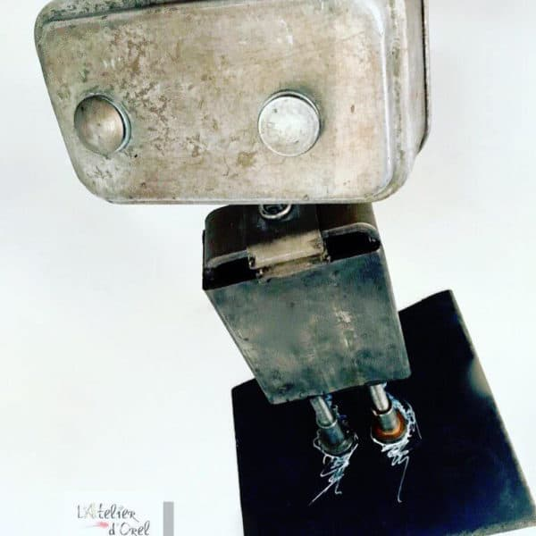 Bad Robots Recycled Art Recycling Metal