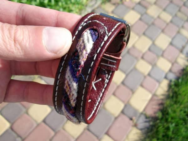 Bracelet From Scraps Accessories