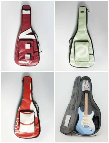Eco Bags For Electric Guitars
