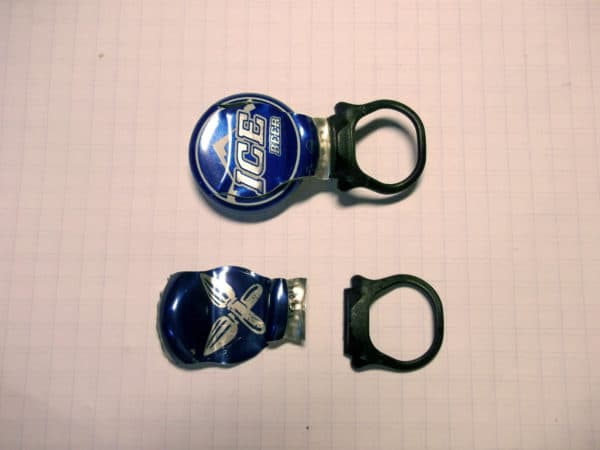 Two Ways To Make Bracelet Buckles From Bottle Pull Caps Accessories Do-It-Yourself Ideas