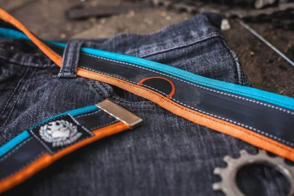 Win a Felvarrom Recycled Innertube Wallet & Belt Accessories Bike & Friends Recycled Rubber