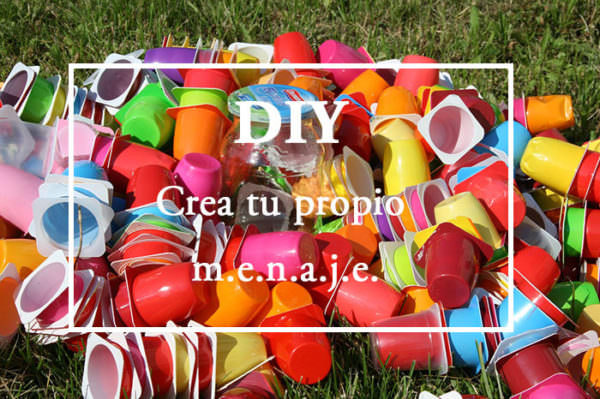 Cómo Crear Tu Propio Menaje Infantil / How to Create Your Own Kids Mug Do-It-Yourself Ideas Recycled Plastic