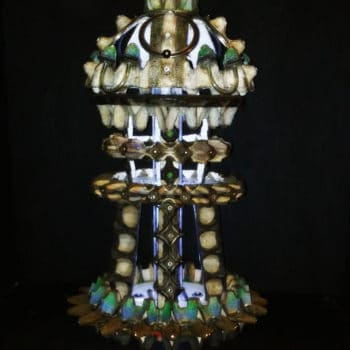 Del-irius: Recycled Sculpture