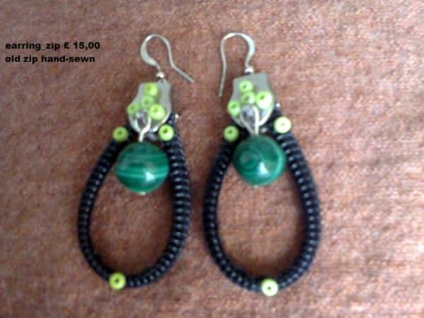 Ema Creations Clothing Upcycled Jewelry Ideas