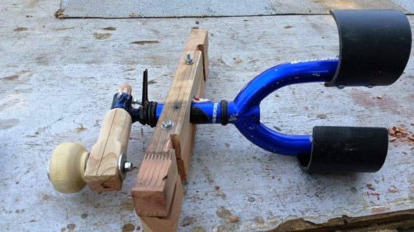 Hand-crank Wash Tub Do-It-Yourself Ideas Upcycled Bicycle Parts