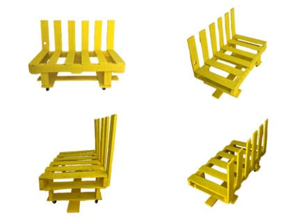 Diy: Waste Less 'rake-let' Pallet Chair