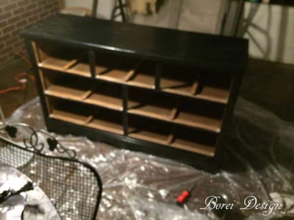 How My Friend's Old Dresser Became My New Buffet Recycled Furniture