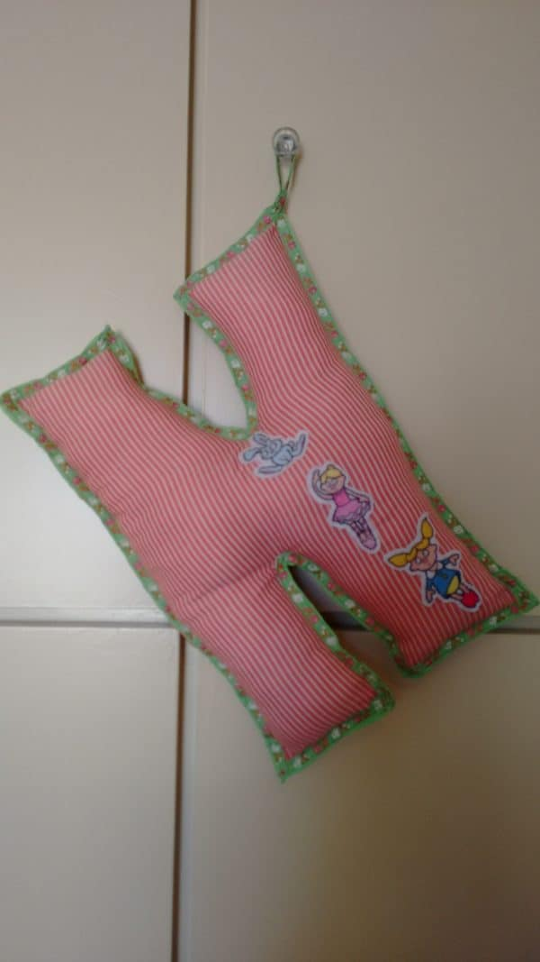 Textile Decorative Letters Accessories Do-It-Yourself Ideas