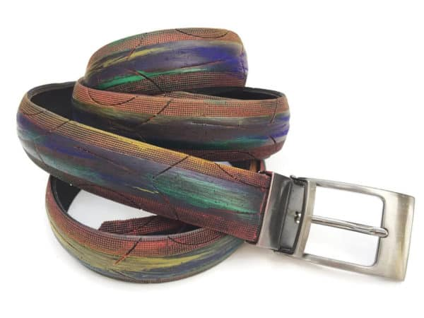 Upcycled Fashion Accessories by Laura Zabo Upcycled Bicycle Parts