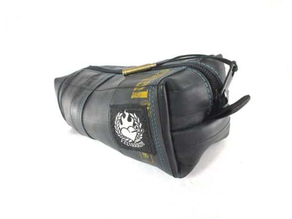 Win a Felvarrom Recycled Innertube Wallet, Belt & Toiletry Bag Upcycled Bicycle Parts