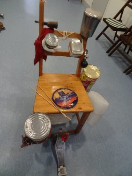The Drums Chair
