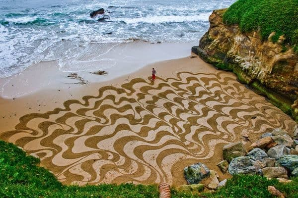 The Most Stunning Land Art Installations Across the Globe Recycled Art