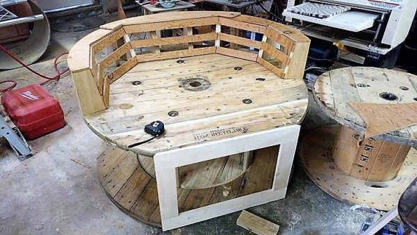 Wonderful Build DIY Pallet Oversize Chair Recycled Furniture Recycled Pallets Wood & Organic