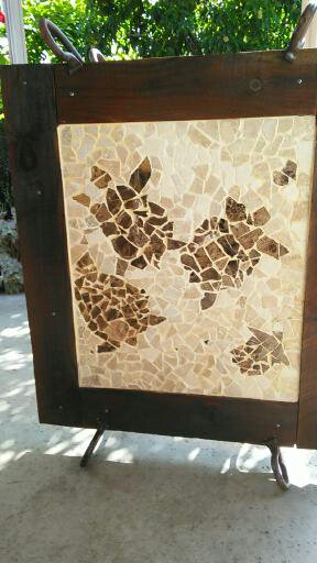 Hawaiian Style Terrific Turtle Tile Art For Indoors Or Outdoors